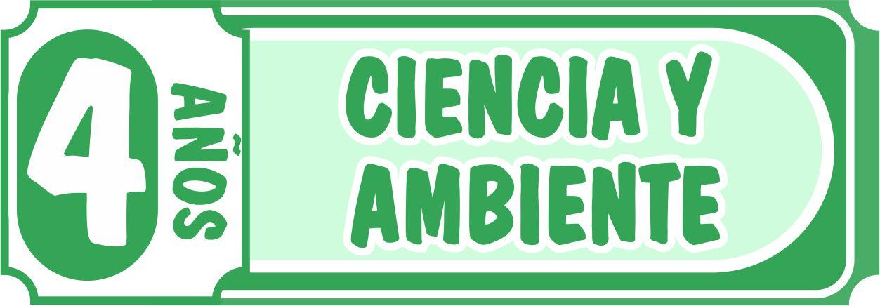 Ciencia y Ambiente 4 años