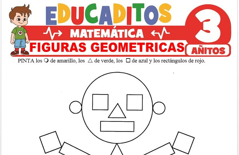 Figuras Geométricas para Niños de 3 Años