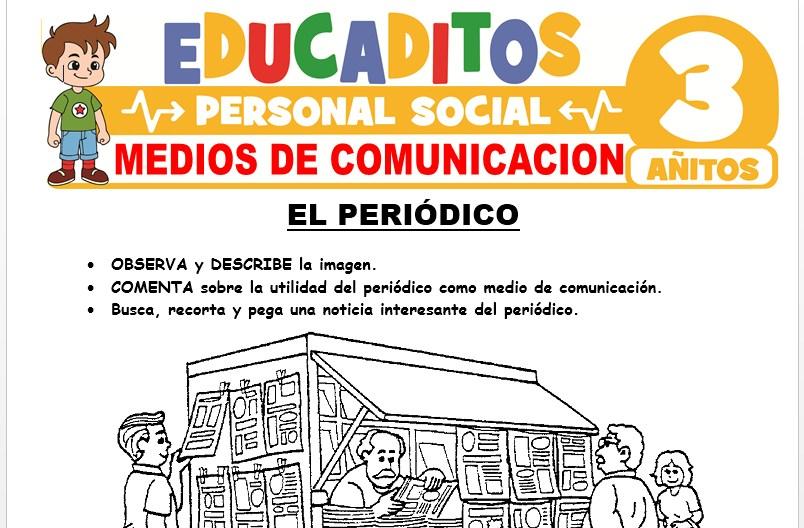 Medios de Comunicación para Niños de 3 Años