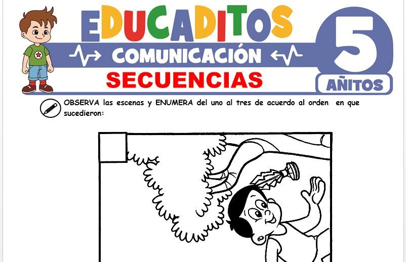 Secuencias para Niños de 5 Años